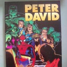 Cómics: PETER DAVID TOMO GORDO /SEV2020. Lote 204547350