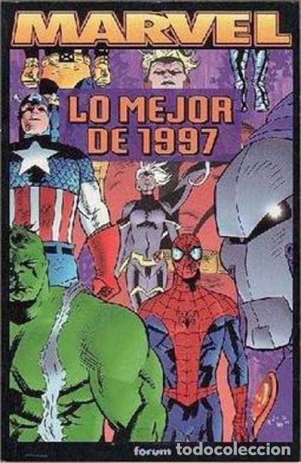 LO MEJOR DE 1997 (Tebeos y Comics - Forum - Prestiges y Tomos)