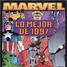 Cómics: LO MEJOR DE 1997. Lote 204549577
