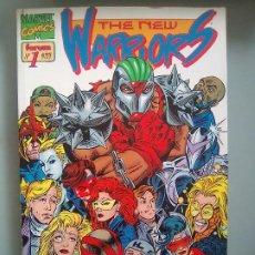 Cómics: THE NEW WARRIORS 1. Lote 204549840