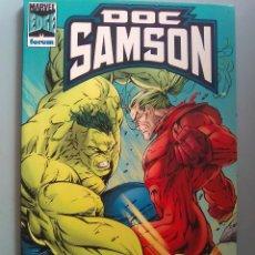 Cómics: DOC SAMSON DOBLE CUERPO. Lote 204550358