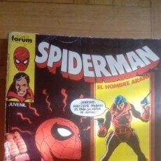 Cómics: FORUM - SPIDERMAN VOL.1 RETAPADO CON LOS NUMS. 76 AL 80. Lote 204587043
