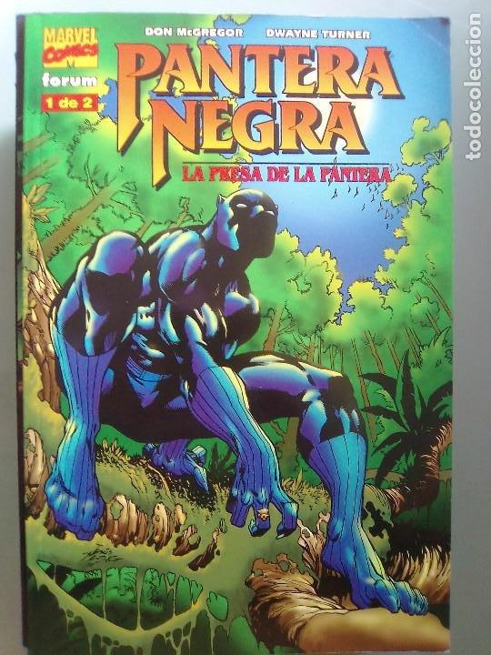 PANTERA NEGRA 1 (Tebeos y Comics - Forum - Prestiges y Tomos)