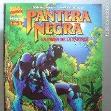 Cómics: PANTERA NEGRA 1. Lote 204588367