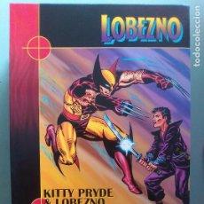 Cómics: KITTY PRYDE & LOBEZNO. Lote 204592601
