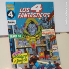 Comics: MARVEL LOS 4 FANTASTICOS VOL. 1 Nº 118 - FORUM. Lote 204597537