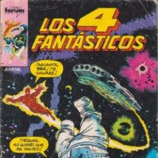 Cómics: CÓMIC MARVEL ^LOS 4 FANTÁSTICOS ´ Nº 69 ED.FORUM 1983. Lote 204624005