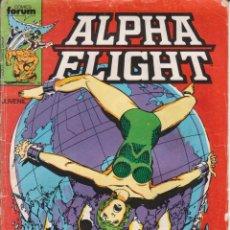 Cómics: CÓMIC MARVEL ^ ALPHA FLIGHT ´ Nº 3 ED.FORUM 1985. Lote 204624891