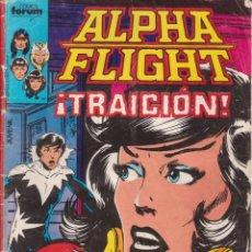Cómics: CÓMIC MARVEL ^ ALPHA FLIGHT ´ Nº 6 ED.FORUM 1985. Lote 204625036