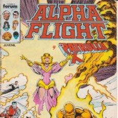 Cómics: CÓMIC MARVEL ^ ALPHA FLIGHT ´ Nº 22 ED.FORUM 1985. Lote 204625313