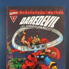 Cómics: DAREDEVIL - BIBLIOTECA MARVEL 5 - FORUM. Lote 204720061
