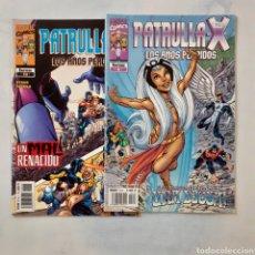 Cómics: 2 MARVEL COMICS. FORUM. N° 6 Y 10. AÑOS 2000 Y 2001.. Lote 204800453