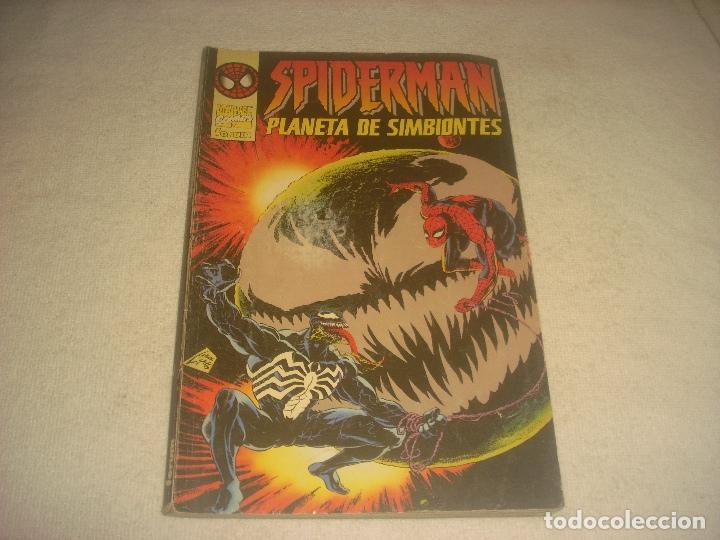 SPIDERMAN . PLANETA DE SIMBIONTES . FORUM. TOMO (Tebeos y Comics - Forum - Spiderman)