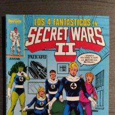 Fumetti: LOS 4 FANTASTICOS EN SECRET WARS II. Nº 32 FORUM.. Lote 204817518