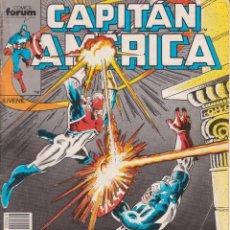 Cómics: CÓMIC MARVEL ` CAPITÁN AMÉRICA ´ Nº 49 ED.FORUM 1985. Lote 204825112