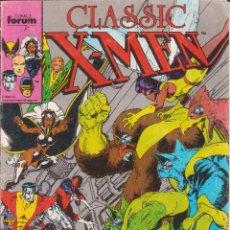 Cómics: CÓMIC MARVEL ` CLASSIC X-MEN ´ Nº 2 ED.FORUM 1988.. Lote 204837506