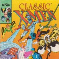 Cómics: CÓMIC MARVEL ` CLASSIC X-MEN ´ Nº 12 ED.FORUM 1988.. Lote 204838397