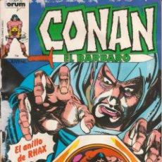 Cómics: CÓMIC MARVEL ` CONAN EL BÁRBARO ´ Nº 42 ED.PLANETA / FORUM. Lote 204841148