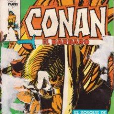 Cómics: CÓMIC MARVEL ` CONAN EL BÁRBARO ´ Nº 45 ED.PLANETA / FORUM. Lote 204841297