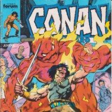 Cómics: CÓMIC MARVEL ` CONAN EL BÁRBARO ´ Nº 143 ED.PLANETA / FORUM. Lote 204841401