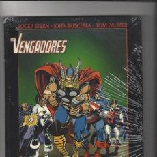 Cómics: VENGADORES - LOS SEÑORES DEL MAL - TOMO OBRAS MAESTRAS - A ESTRENAR !!. Lote 246439120