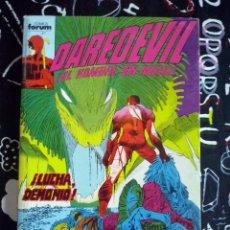 Comics : FORUM - DARDEVIL VOL.2 RETAPADO CON LOS NUM. 11 AL 15 . MBE. Lote 219114595