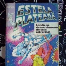 Cómics: FORUM - ESTELA PLATEADA RETAPADO CON LOS NUM. 11 AL 15. Lote 204983242