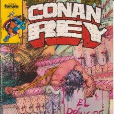 Cómics: CÓMIC MARVEL ` CONAN REY ´ Nº 23 ED.PLANETA / FORUM. Lote 205011558