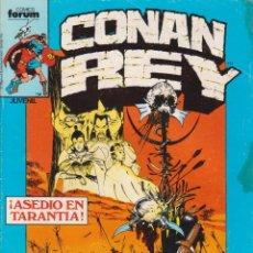 Cómics: CÓMIC MARVEL ` CONAN REY ´ Nº 35 ED.PLANETA / FORUM. Lote 205011730
