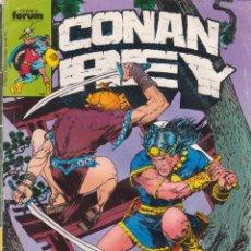 Cómics: CÓMIC MARVEL ` CONAN REY ´ Nº 61 ED.PLANETA / FORUM. Lote 205012176