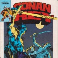Cómics: CÓMIC MARVEL ` CONAN REY ´ Nº 64 ED.PLANETA / FORUM. Lote 205012480