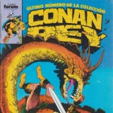 Cómics: CÓMIC MARVEL ` CONAN REY ´ Nº 66 ED.PLANETA / FORUM. Lote 205012821
