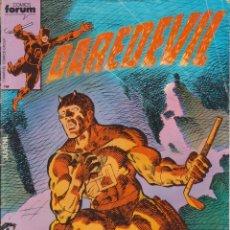 Cómics: CÓMIC MARVEL ` DAREDEVIL ´ Nº 22 ED.PLANETA / FORUM 1983. Lote 205017093