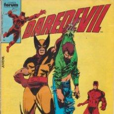 Cómics: CÓMIC MARVEL ` DAREDEVIL ´ Nº 25 ED.PLANETA / FORUM 1983. Lote 205017841