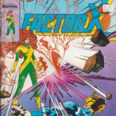 Cómics: CÓMIC MARVEL ` FACTOR X ´ Nº 17 ED.PLANETA / FORUM 1989. Lote 205073568