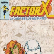 Cómics: CÓMIC MARVEL ` FACTOR X ´ Nº 24 ED.PLANETA / FORUM 1989. Lote 205073763