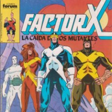 Cómics: CÓMIC MARVEL ` FACTOR X ´ Nº 25 ED.PLANETA / FORUM 1989. Lote 205073896