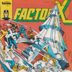 Cómics: CÓMIC MARVEL ` FACTOR X ´ Nº 26 ED.PLANETA / FORUM 1989. Lote 205074093