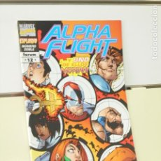 Cómics: ALPHA FLIGHT VOL. 2 Nº 12 - FORUM. Lote 205105796