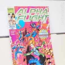 Cómics: ALPHA FLIGHT VOL. 2 Nº 10 - FORUM. Lote 205106276