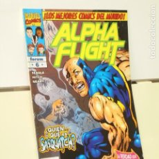 Cómics: ALPHA FLIGHT VOL. 2 Nº 6 - FORUM. Lote 205106681