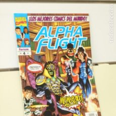 Cómics: ALPHA FLIGHT VOL. 2 Nº 4 - FORUM. Lote 205107048