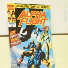 Cómics: ALPHA FLIGHT VOL. 2 Nº 3 - FORUM. Lote 205107213