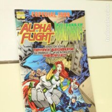 Cómics: ALPHA FLIGHT & INHUMANOS ESPECIAL 1999 - FORUM. Lote 205107731