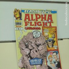Cómics: ALPHA FLIGHT FLASHBACK ORIGENES Nº 1 - FORUM. Lote 205109643