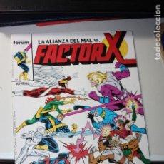 Cómics: FACTOR-X Nº5 .- LA ALIANZA DEL MAL VS. FACTOR-X. (COMO NUEVO). Lote 205164045