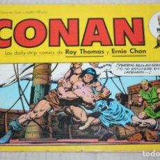 Cómics: CONAN; DAILY-STRIP: Nº 9. Lote 205172381