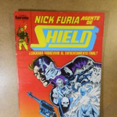 Cómics: NICK FURIA AGENTE DE SHIELD Nº 6 : RECUERDO FINAL. Lote 205233281