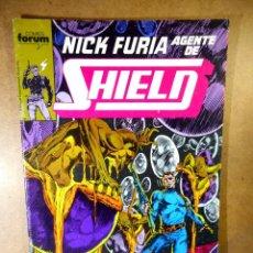Cómics: NICK FURIA AGENTE DE SHIELD Nº 5 : RECUERDOS Y AMENAZAS. Lote 205233333