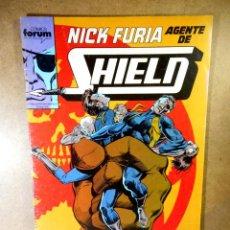 Cómics: NICK FURIA AGENTE DE SHIELD Nº 3 : LA MEMORIA IMPERECEDERA. Lote 205233427